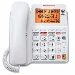 AT&T CL4940 CORDED SPEAKERPHONE WITH DIGITAL ANSWERING SYSTEM, VTECH, PANASONIC CORDLESS PHONES, VISTA BUSINESS PHONE