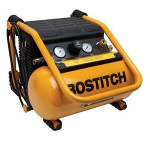 bostitch BTFP01012 2.5-Gallon, 150 Max PSI, Suitcase-Style Compressor  neuffffffff
