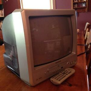 13' Magnavox TV with built in DVD Player