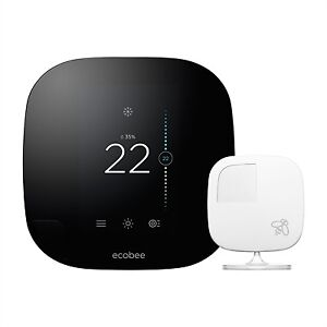 Ecobee3 Smarter Thermostat with Room Sensor