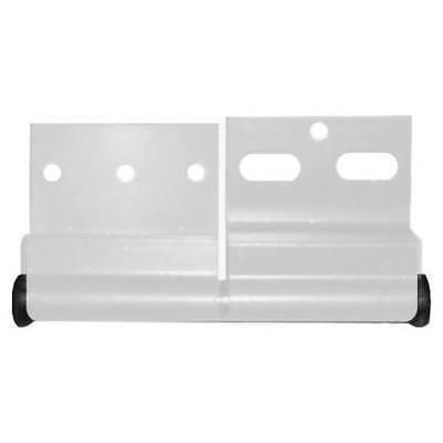 Ellbee Static Caravan, Door Hinge White LEFT HAND Set of 3