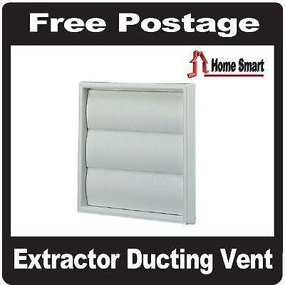 Extractor Fan Vent Grill Ebay