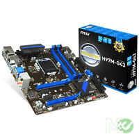 socket 1150 Motherboard (2 years IPR) with micro atx case