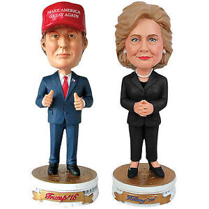 Hilary Clinton Bobble-heads