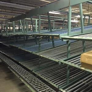 Flow Rack System / Carton Rack System / Product Picking System