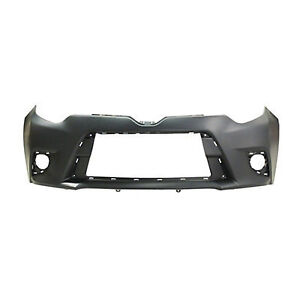 NEW 2014-2015 TOYOTA COROLLA FRONT BUMPERS