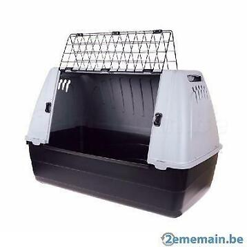Cage transport voiture 3 tailles cage chien cage chat XXL
