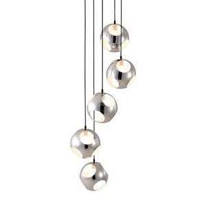 New ZUO Meteor Shower Ceiling Lamp