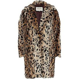 River island size 12 coat