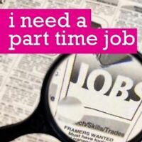 Im looking for Part-time job