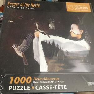 'keeper of the North' 1000 pc puzzle