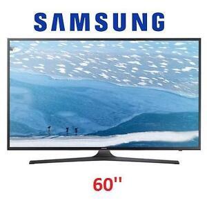 USED* SAMSUNG 60'' UHD 4K SMART TV - 115072273 - KU6290