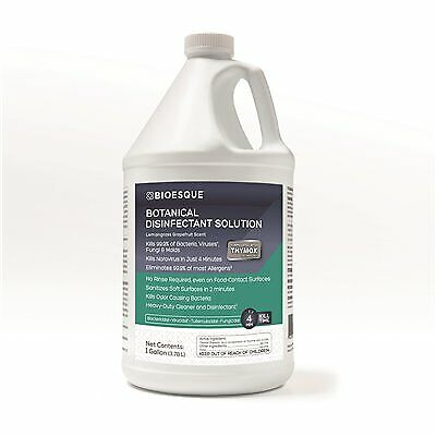 BIOESQUE NATURAL DISINFECTANT SOLUTION - 1 Gallon