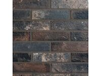 Brick Effect Tiles Porcelain Tiles (6cm x 25cm)
