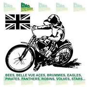 Speedway Stickers