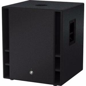 Sub MACKIE THUMP18S 1200W 18IN POWERED SUBWOOFER