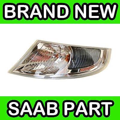 Saab 9-5 (02-05) Front Indicator Light / Lens / Lamp (Left)