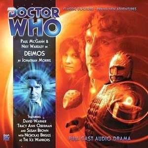 Doctor Who Deimos by Jonathan Morris (Big Finish CD-Audio, 2010)