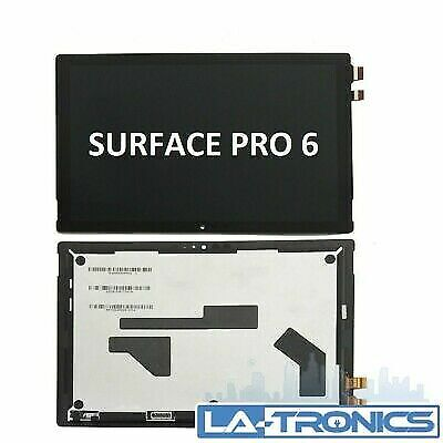 """New Microsoft Surface Pro 6 1809 2018 12.3"""" LCD Touch Screen Digitizer"""