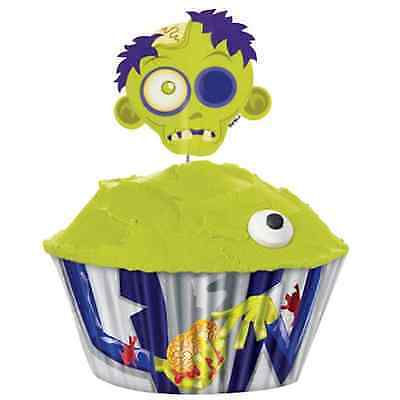 Zombie Cupcake Kit on eBay