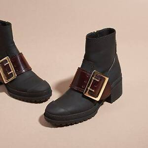 Burberry boots size 38