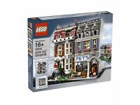 LEGO PET SHOP no.10218 NEW SEALED RETIRED PRODUCT