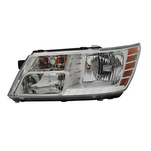 Dodge Journey Headlights, Taillights, and Fog Lamps
