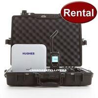 Mobile Office (Satellite Land Internet Terminal and Phone)Rental