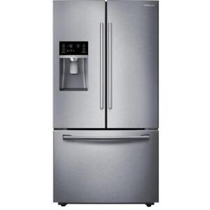 101- NEUF -  Réfrigérateur Frigo 3 Portes SAMSUNG 36'' French Doors Refrigerator Fridge  - NEW