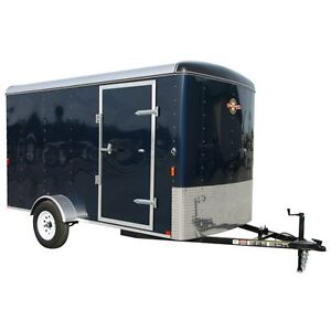 WANTED ENCLOSED TRAILER 6x12