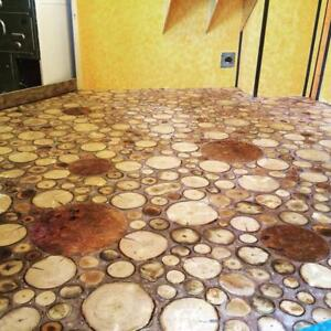 FLOORING - Professional Installation. Carpet / Laminate / Hardwood / Tile / Wall Paper / Renovation / Deck and Wood Work