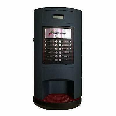 Godrej Vending Machine for Girnar Chai/Coffee 3 Flavor Option