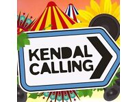 Kendal calling emperors field tickets
