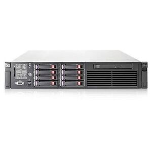 HP Proliant DL380 G7 -E1- Server, 2 x Xeon X5660 2.8GHz , 6cores , 24Gb 2 pow sup