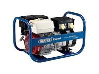 *NEW - SAVE £500* Honda 7.5kVA 6.0kW Generator 13HP GX390 Draper 43729 PG7500R