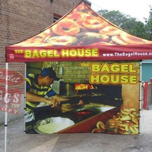 Outlet Tags Custom Canopy Tent Packages ONLY $599.99 Gatineau Ottawa / Gatineau Area image 5