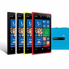 New unlocked nokia lumia 920 white/black