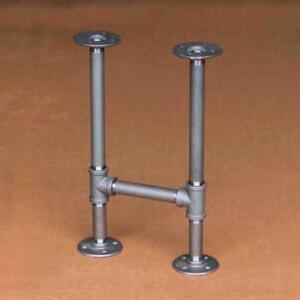 Industrial pipe KIT, pipe table legs, bench legs, shelf brackets, shelving