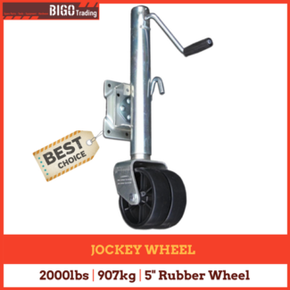 Jockey wheel heavy duty 2000lbs 907kg trailer caravan truck parts Dandenong South Greater Dandenong Preview