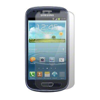 Samsung i8190 Galaxy S3 Mini - 1x film de protection semi rigide + chiffon doux