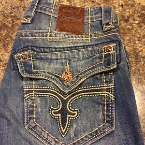 Mens jeans Rock and Revival
