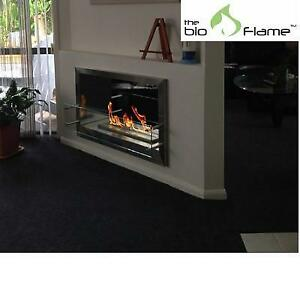 NEW* BIOFLAME FIREBOX 38'' 204851461 STAINLESS STEEL ETHANOL 16'' BURNER
