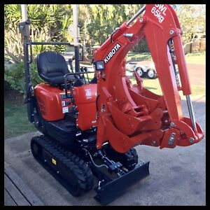 $175p/d 1Tonne Micro Excavator Hire DIGGERMATE Carrara Gold Coast City Preview