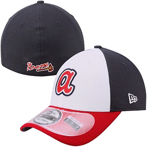 New Era 39Thirty Atlanta Braves cap/hat Brand new
