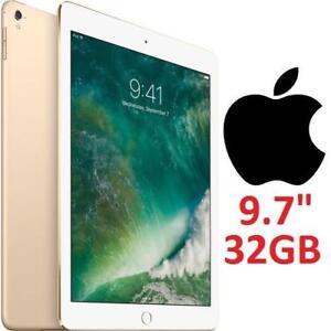 """REFURB APPLE IPAD PRO 32GB TABLET - 126588593 - 9.7"""" GOLD WIFI"""
