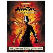 Avatar The Last Airbender Complete Book 3