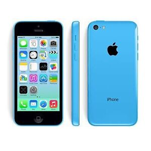 Unlocked 8gb iphone 5c