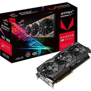 Save Almost $400 on a ASUS ROG STRIX VEGA 56 Graphics/Video Card