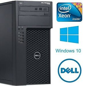 performant Dell workstation for engineering uses and gaming