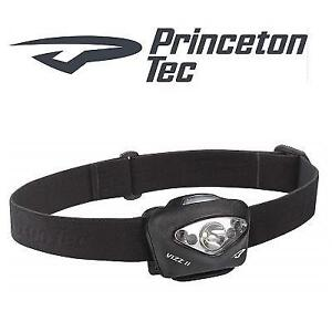 NEW PRINCETON TEC LED HEADLAMP VIZZ-II 210049993 150 LUMEN DIMMABLE